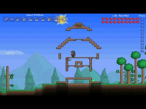 Terraria - Full House Protection