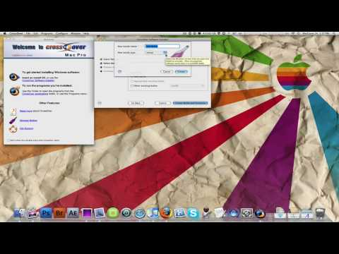 Open Any Windows exe File On Mac With CrossOver