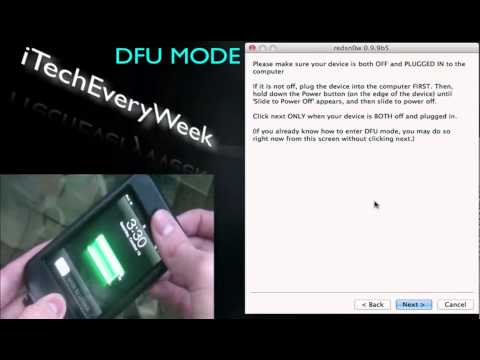 Jailbreak NEW iOS 5 FINAL/GM w/ RedSn0w 0.9.9b5/b4 -- iPhone 4 iPod Touch 4G iPad