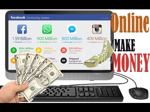 How To Earn Money On Facebook Fan Pages Urdu / Hindi