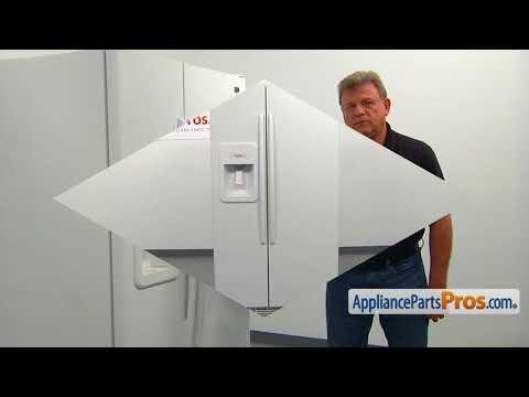 Refrigerator Door Bin (Part #WP2203828) - How To Replace