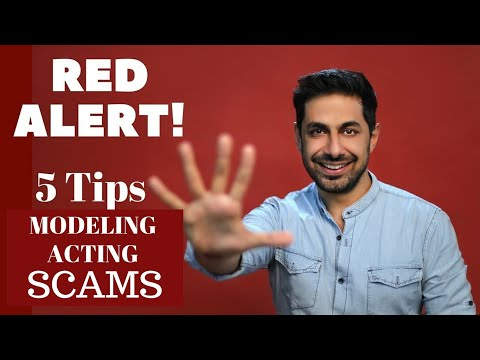 5 tips for modelling | how not to get cheated by Modelling Agency in India