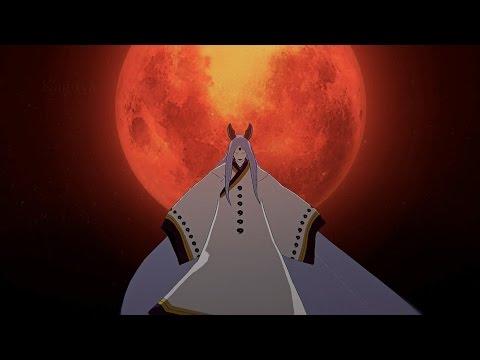 Naruto Shippuden Ultimate Ninja Storm 4 - Kaguya, the Violent Goddess Boss Fight Part 1 & 2 (S Rank)
