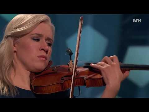 Live hos LINDMO: Eldbjørg Hemsing - Violin concerto in G Major, op. 25