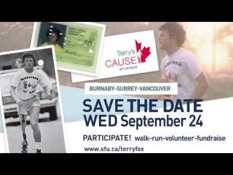SFU Terry's CAUSE on Campus 2014
