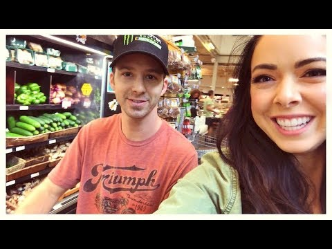 HEALTHY GROCERY HAUL! Turnip Truck in Nashville!