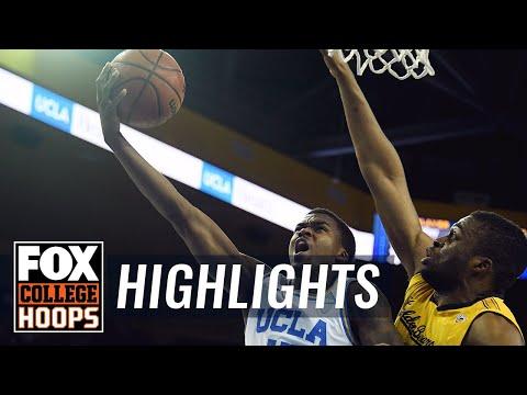 UCLA vs Cal   HIGHLIGHTS   FOX COLLEGE HOOPS