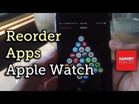 Change the Layout of Apps on Your Apple Watch [How-To]
