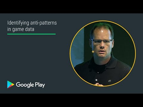 Identifying anti-patterns in game data (Games track - Playtime EMEA 2017)