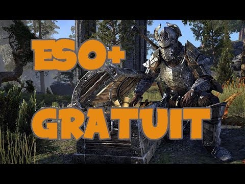 CAISSES GRATUITES + ESO PLUS GRATUIT • ESO MORROWIND