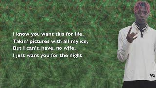 Lil Yachty - 1Night - Lyrics