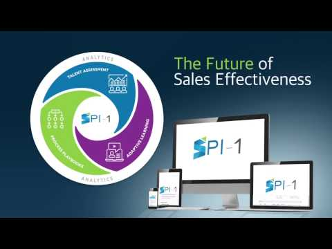 Introducing SPI-1: The Future of Sales Effectiveness