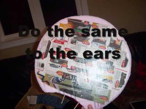 How To Make A Deadmau5 Head.