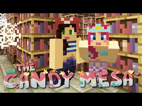 We Found The Stronghold Library? | Mermaid Monday | The Candy Mesa Ep.7