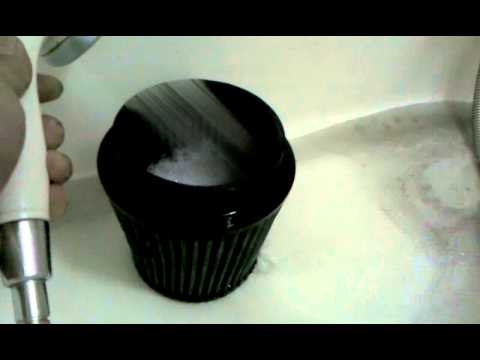 Cleaning aFe Pro Dry S Filter
