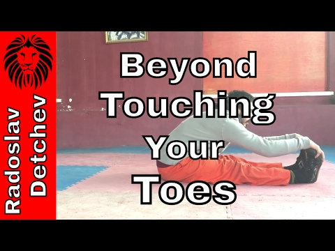 Instantly Improve Hamstring Flexibility