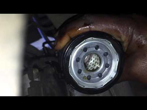 How to change oil, oil filter and delete check engine light on a 2005 Honda Accord EX