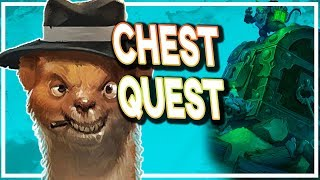 Chest Quest Shaman: DVD Commentary