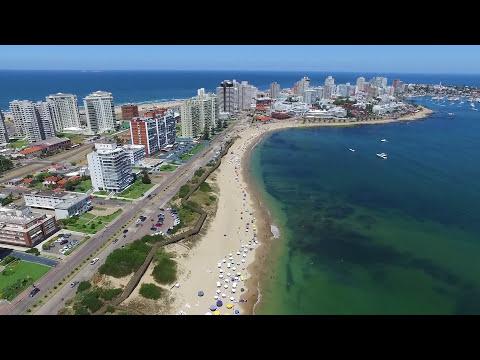 Punta del Este, Uruguay 2016 - DJI Phantom 3 Advanced (drone, aereo, aerial)