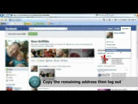 Get a free memorable web address (URL) for your Facebook Profile with fbFollow.Me