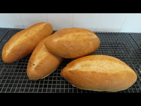 Bolillos   Mexican Baguettes