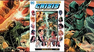Arrow, The Flash, Supergirl, Legends Crossover Crisis On Earth-X First Look