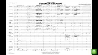 Bohemian Rhapsody By Freddie Mercury/arr. Richard L. Saucedo