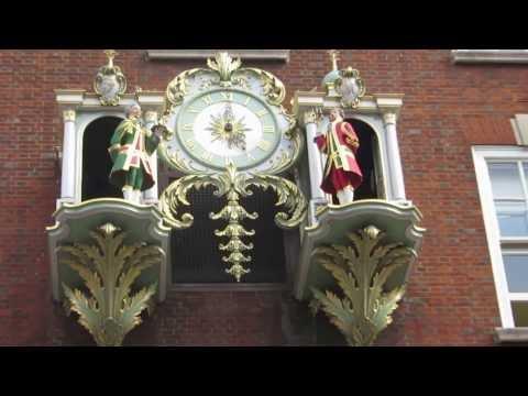 Fortnum & Mason Store London Clock Ceremony