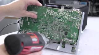 Mitsubishi Toshiba Samsung Dlp Tv Repair No Picture No Hdmi No Vga Di