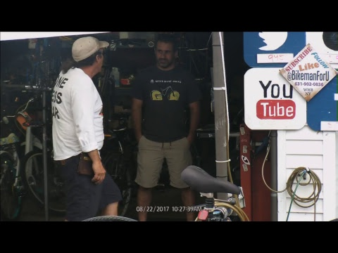 Bike Shop LIVE Special Broadcast with Seth's Bike Hacks