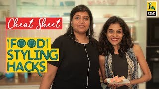 How To Style Food For Films | Cheat Sheet | Sneha Menon Desai