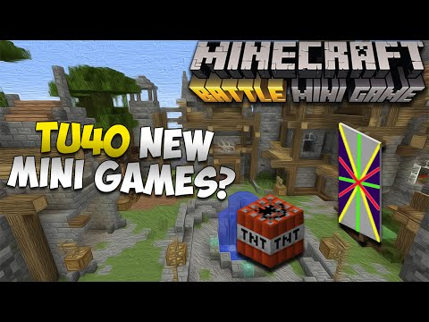 Minecraft Console: TU40 New Mini Game Gamemodes! | What Will the Next One Be? [Discussion]