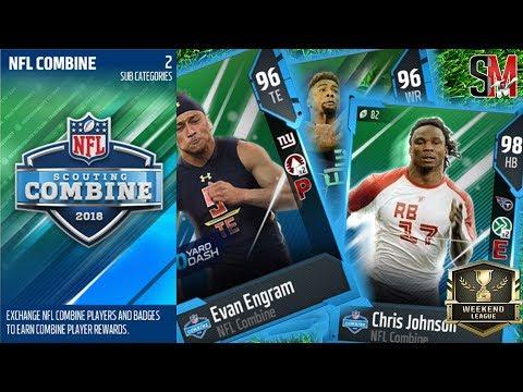 Doing The Chris Johnson Set & Weekend League! Madden NFL 18  Gameplay