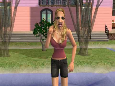 Ugly Girl (The Sims 2 Version)