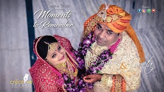 Chaudhary - Amit Trivedi feat Mame Khan | WEDDING FILM HIGHLIGHTS 2018 | PIYUSH & SWETA | SILIGURI |