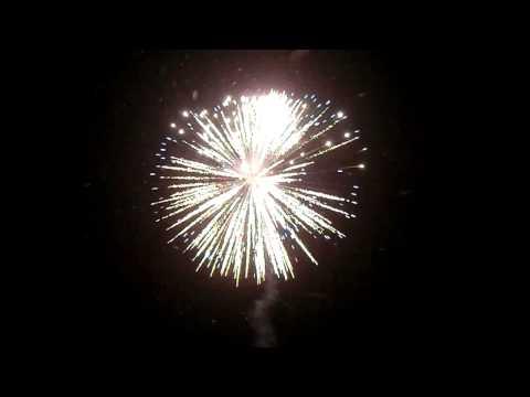 MPAG Fireworks Shoot   February 2011   Evart