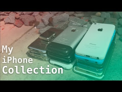 My Complete iOS Device Collection - August 2017
