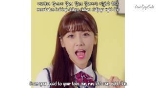 Crayon Pop - Doo Doom Chit MV [English subs + Romanization + Hangul] HD