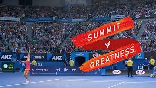 Maria Sharapova: Speaker at Summit of Greatness 2017 with Lewis Howes