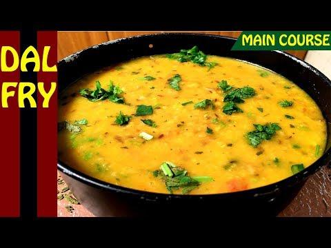 How to make Dal Fry Dhaba Style | घर पर बनाये ढाबा जैसी दाल फ्राई