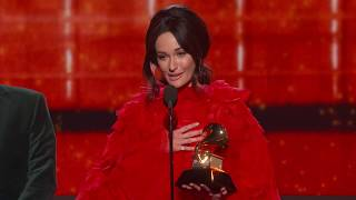 Download Kacey Musgraves Wins Best Country Album | 2019 GRAMMYs Video