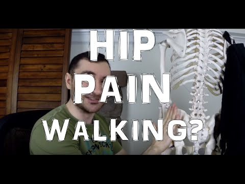 Hip Pain When Walking: A Strange Reason For It