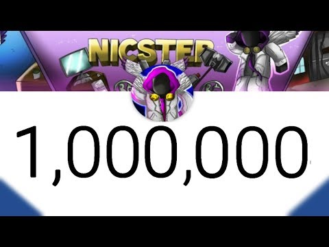 i can't believe this... (1 million subscribers)