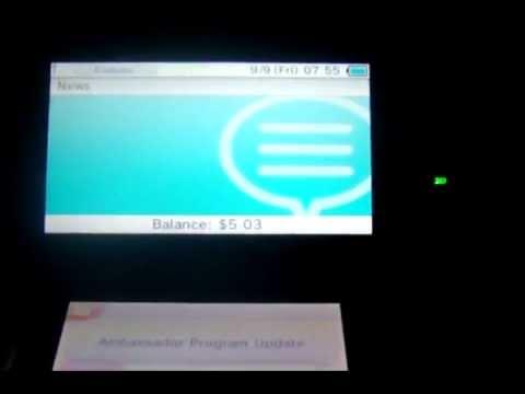 Nintendo 3ds: Ambassadors First FREE 10 Gameboy games part 1/2