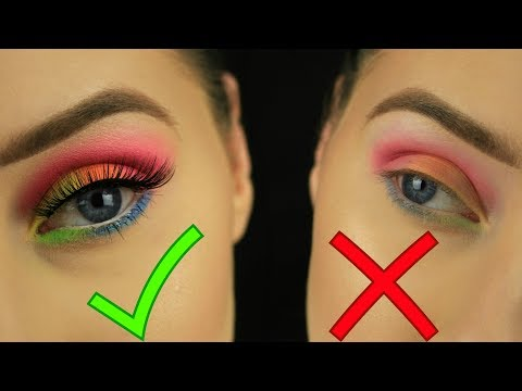 How To: Make Your Eyeshadows POP! | Beginners Makeup