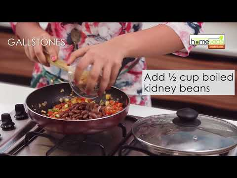 Best Food to Treat Gallstones| Easy and Healthy Recipe - Homeveda Remedies