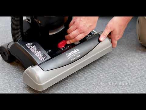 Brushroll and Belt Change on Sanitaire SC5700 & SC5800 Series