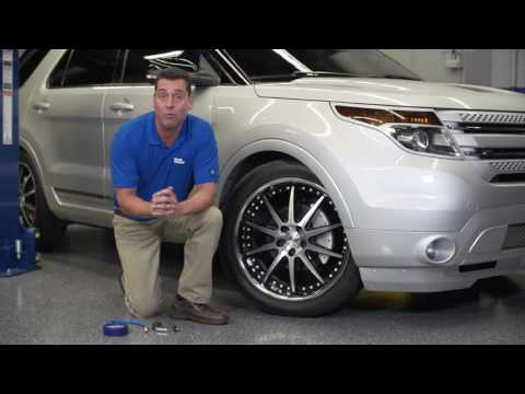 How to Check Tyre Pressure  - Scobie Tyres | Christchurch