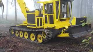 The Best and Proven SKIDDER in the WORLD, 527 Track Skidder