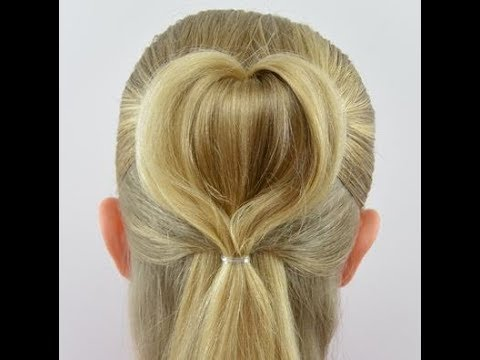 Valentine's Day Hairstyle and best Hairstyle for women